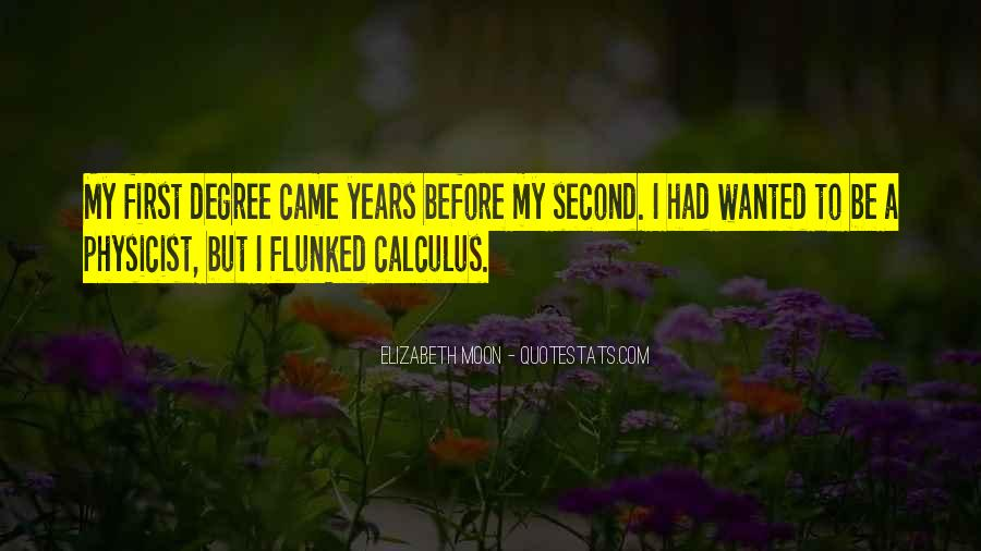 Quotes About Calculus #1022736