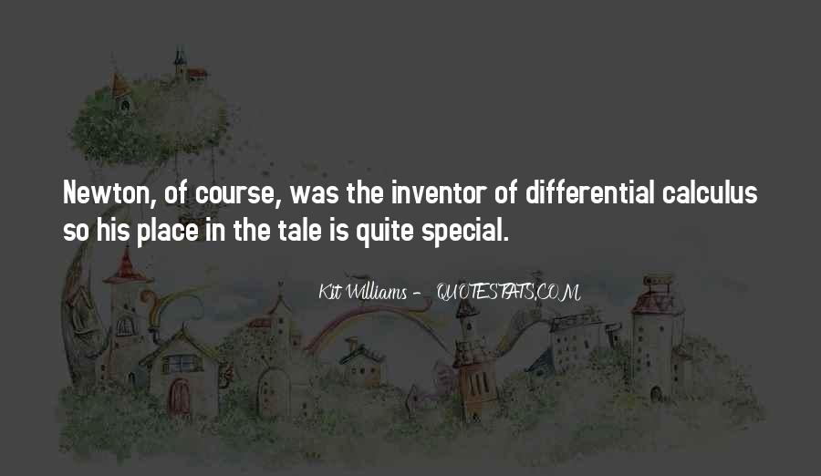 Quotes About Calculus #130049