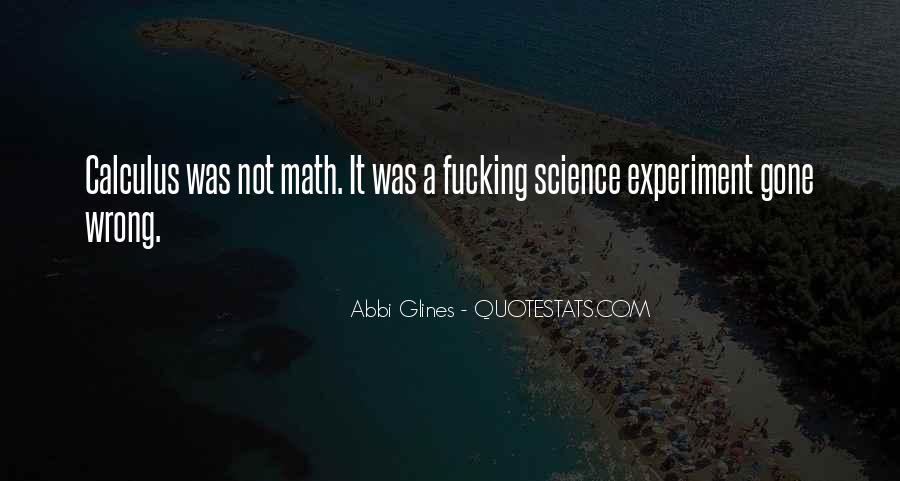 Quotes About Calculus #191757