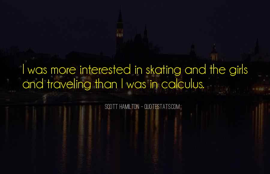 Quotes About Calculus #281802