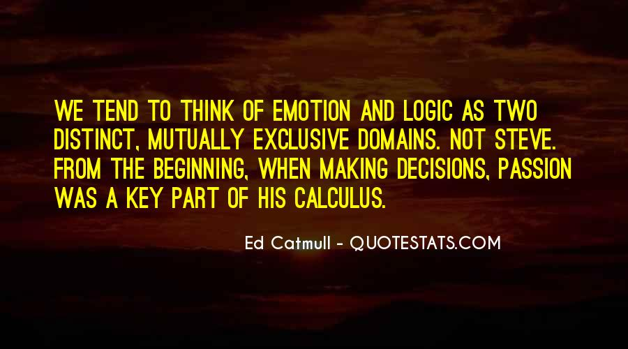 Quotes About Calculus #373522