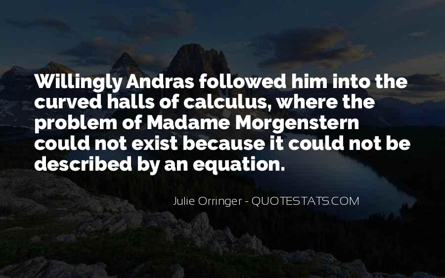 Quotes About Calculus #435197