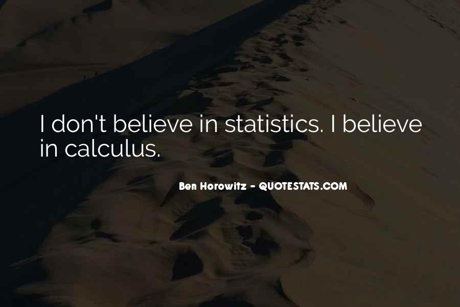 Quotes About Calculus #439545
