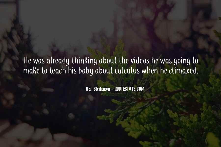 Quotes About Calculus #575477