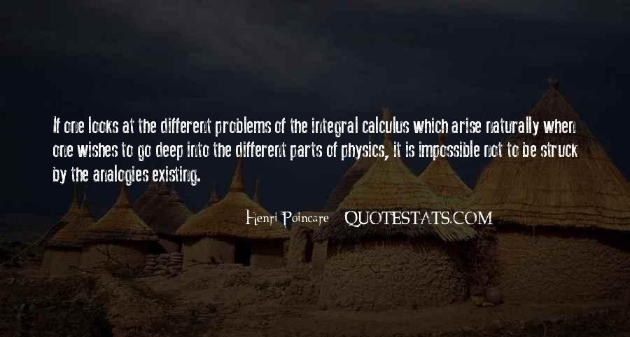Quotes About Calculus #596567