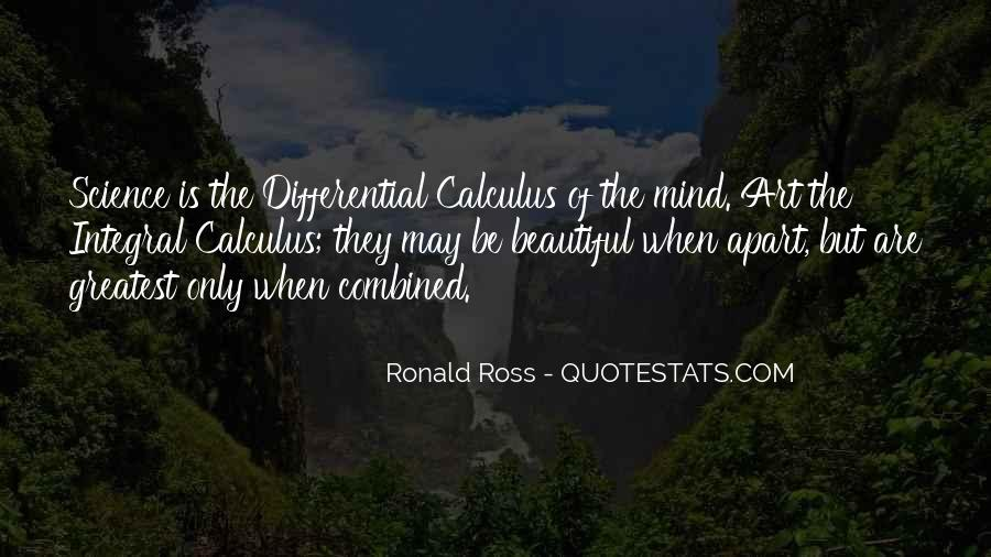 Quotes About Calculus #671141