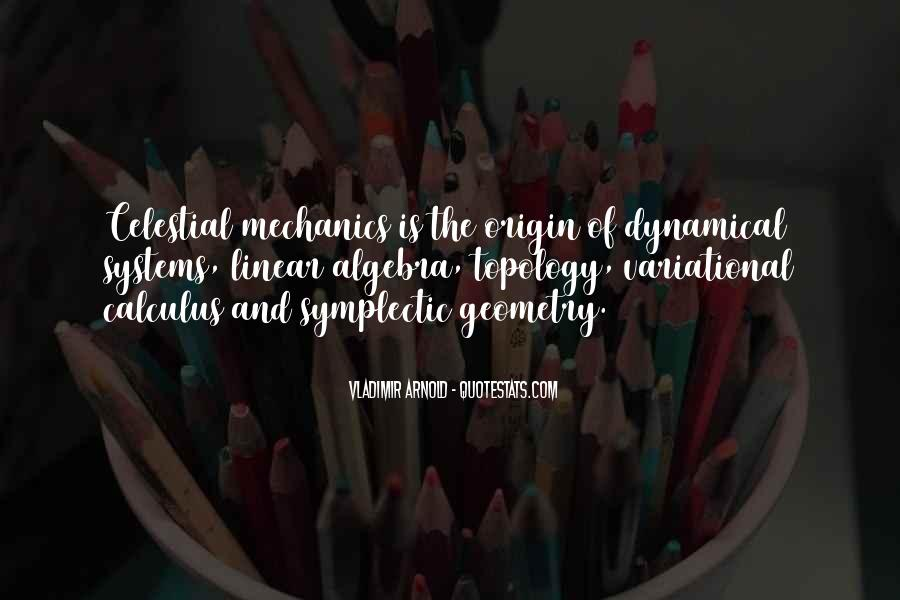 Quotes About Calculus #808703