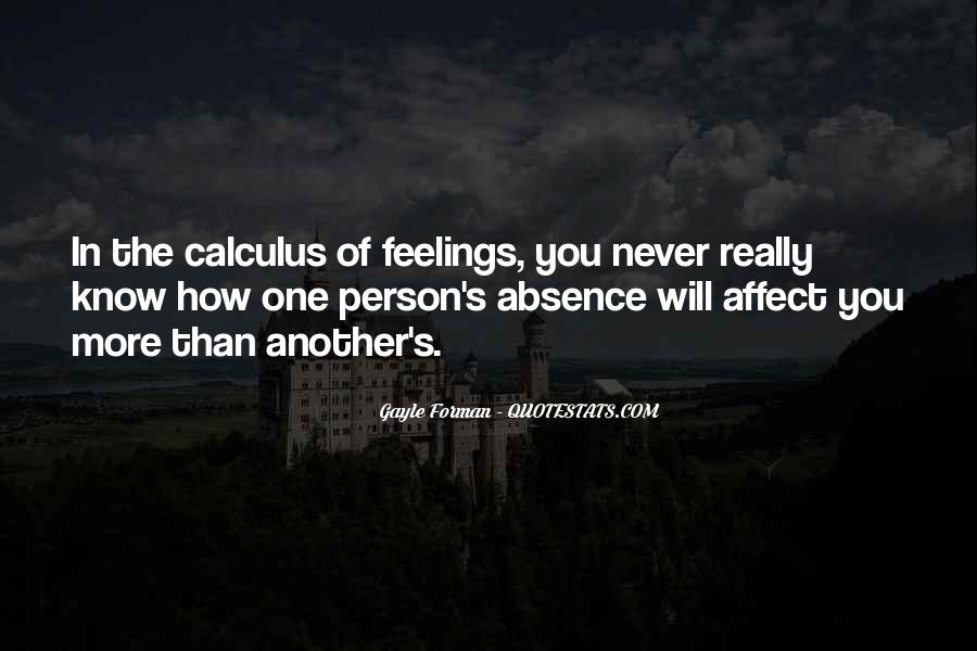 Quotes About Calculus #912325