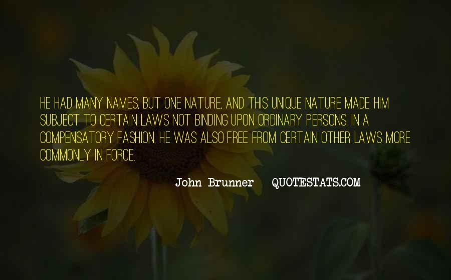 Quotes About Unique Fashion #1594459