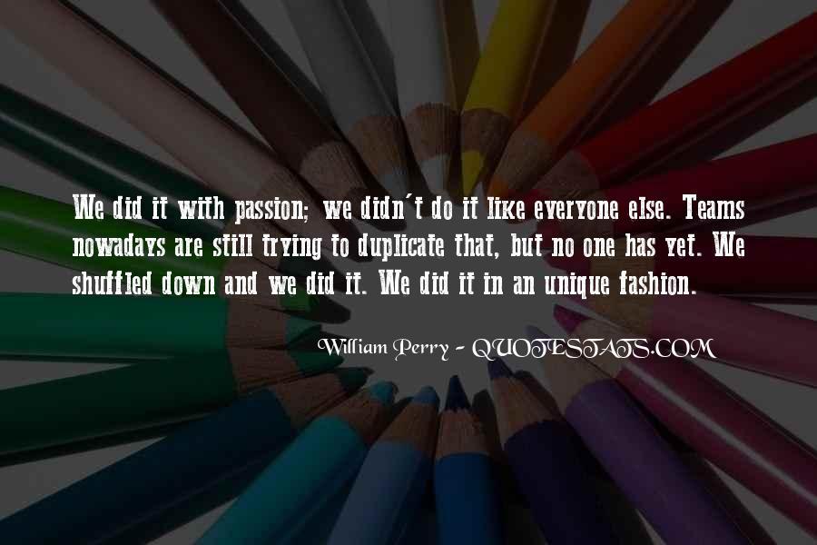 Quotes About Unique Fashion #992432