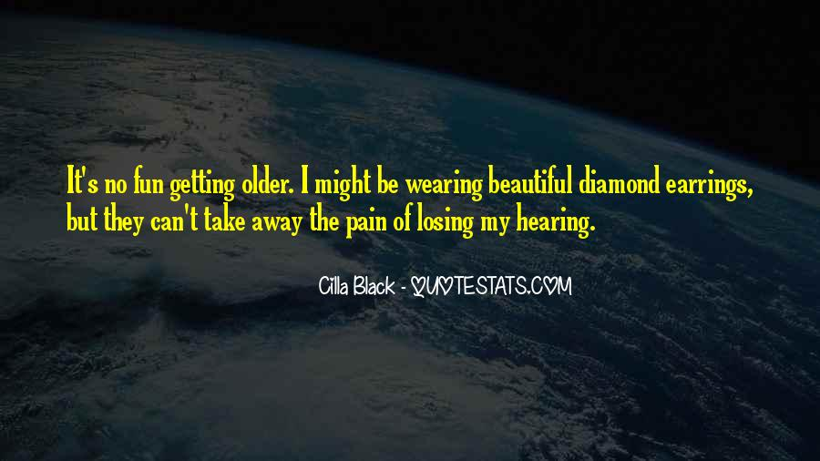 Quotes About Hearing No #27653