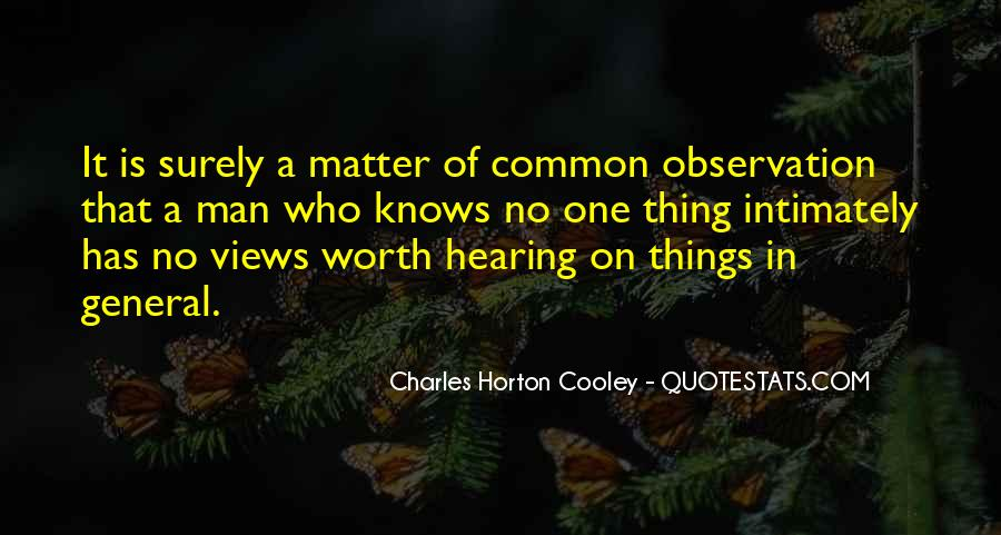 Quotes About Hearing No #337861