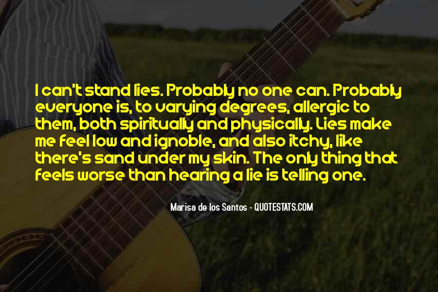 Quotes About Hearing No #904997