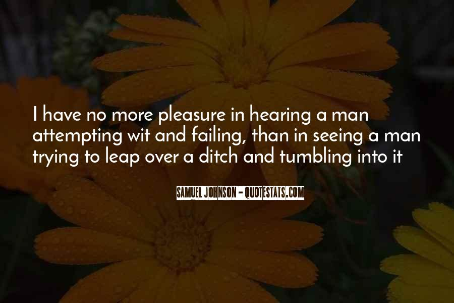 Quotes About Hearing No #910700