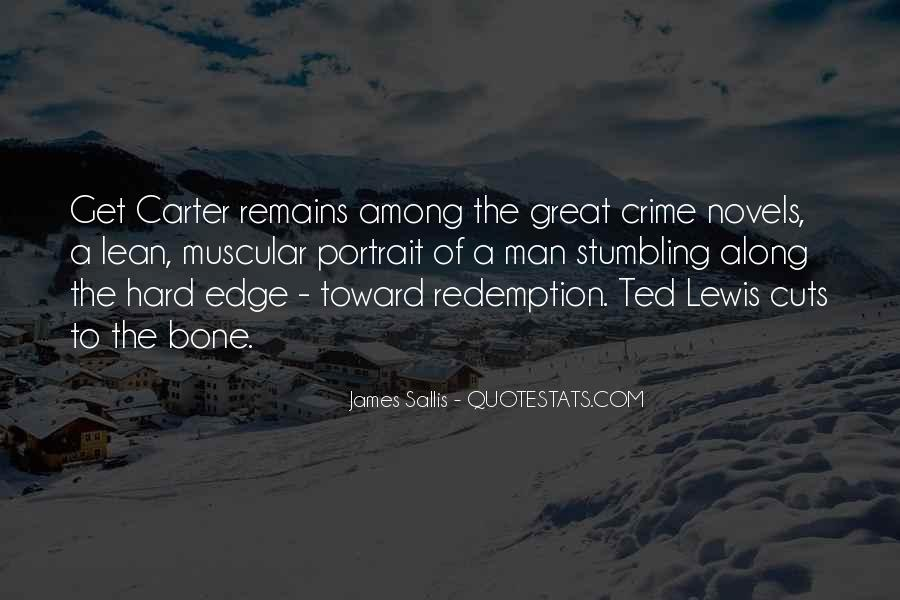 Quotes About Great Novels #1099718