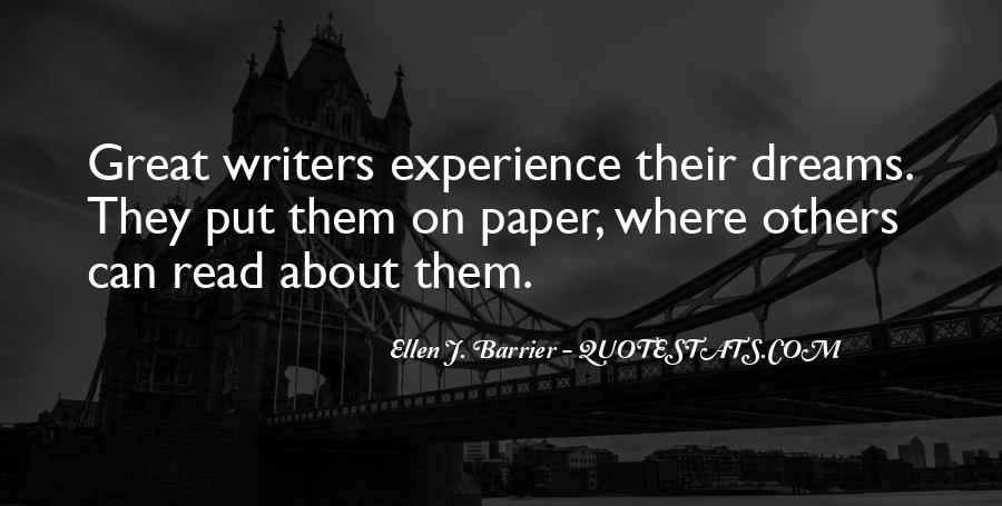 Quotes About Great Novels #1193300