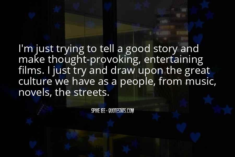 Quotes About Great Novels #1204834