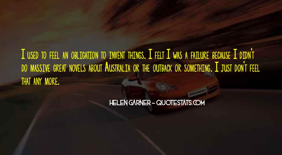 Quotes About Great Novels #1253791