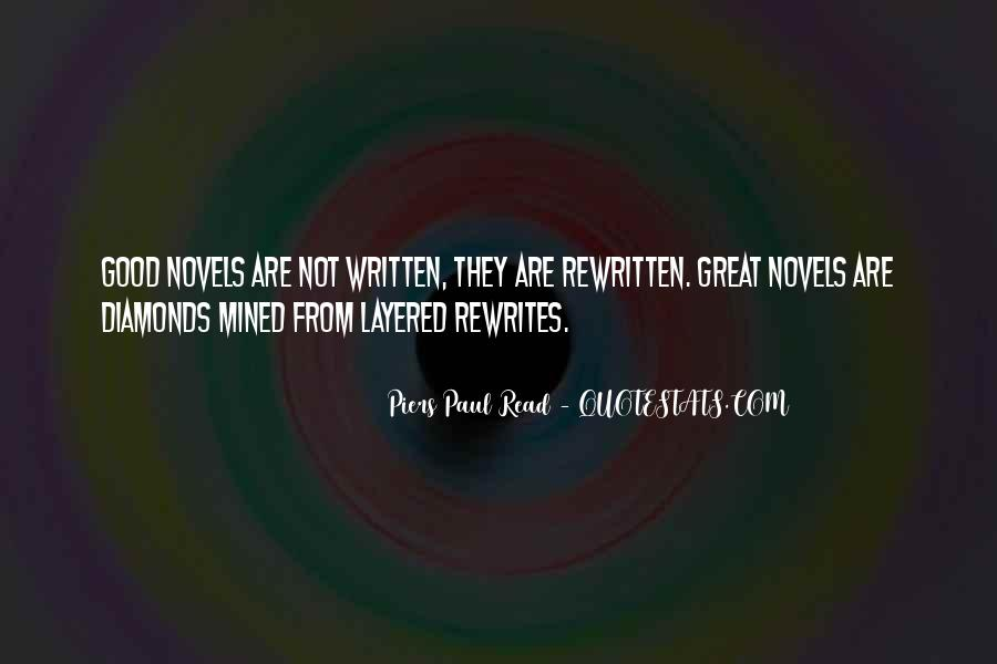 Quotes About Great Novels #1385332