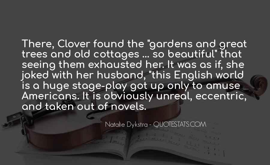 Quotes About Great Novels #1408200