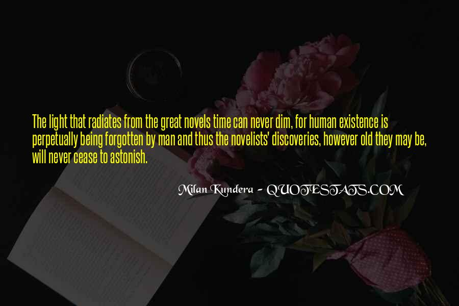 Quotes About Great Novels #1604425