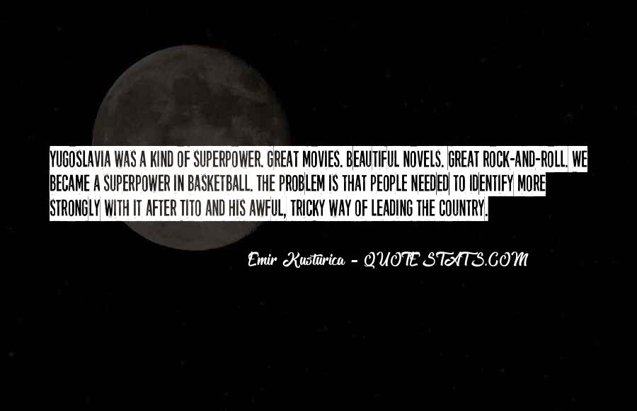 Quotes About Great Novels #1733062