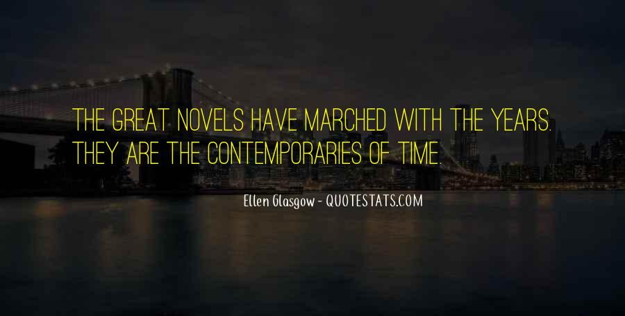 Quotes About Great Novels #18261