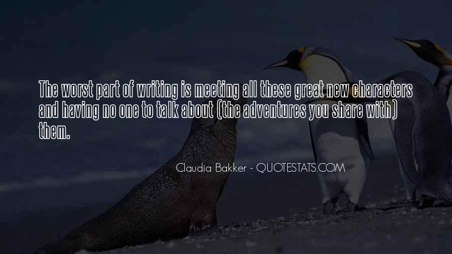 Quotes About Great Novels #187618