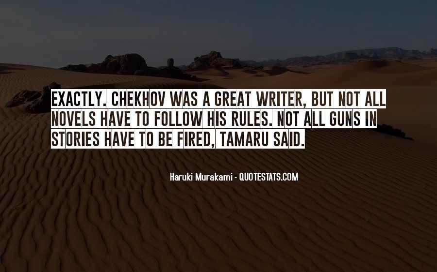 Quotes About Great Novels #289184