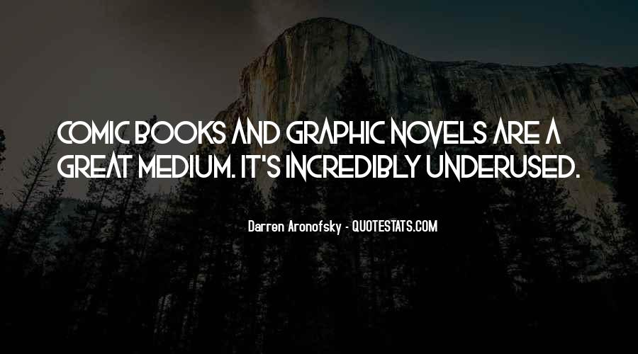 Quotes About Great Novels #447900