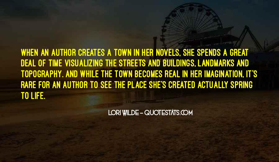 Quotes About Great Novels #852465