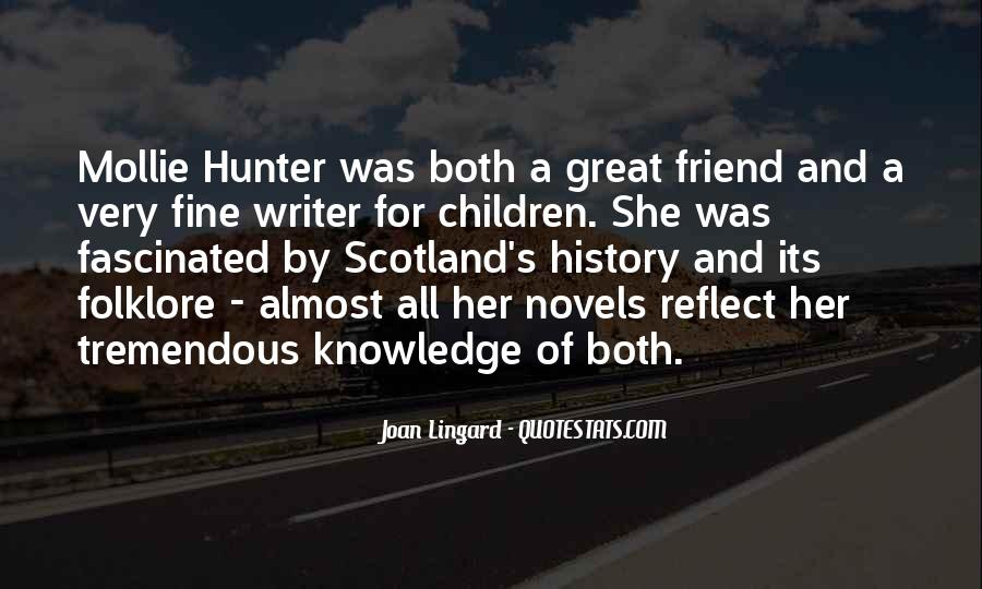 Quotes About Great Novels #988998