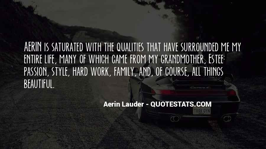 Quotes About Passion And Hard Work #556987