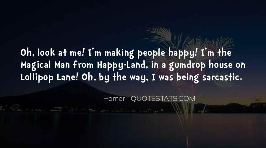 Quotes About Your Man Making You Happy #1493026