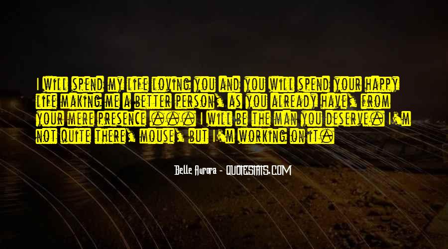 Quotes About Your Man Making You Happy #284483