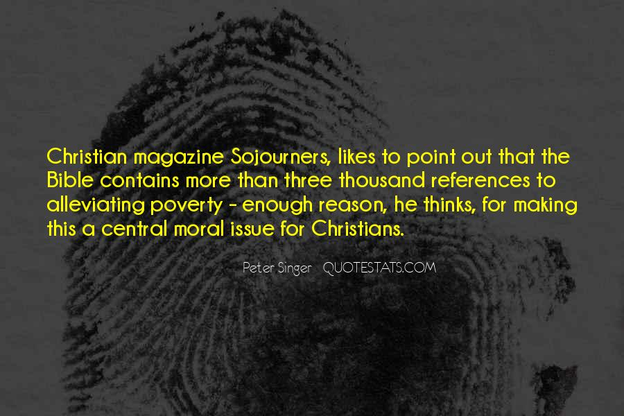 Quotes About Alleviating Poverty #587225