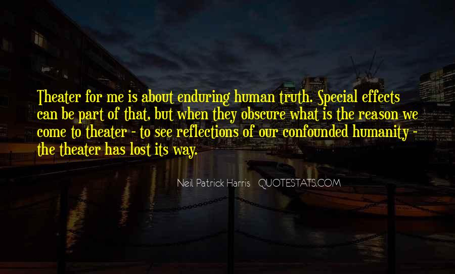 Quotes About Our Reflections #478977