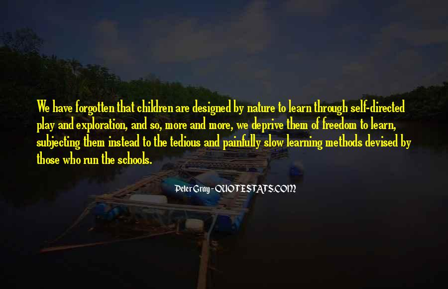 Quotes About Self Directed Learning #1012431