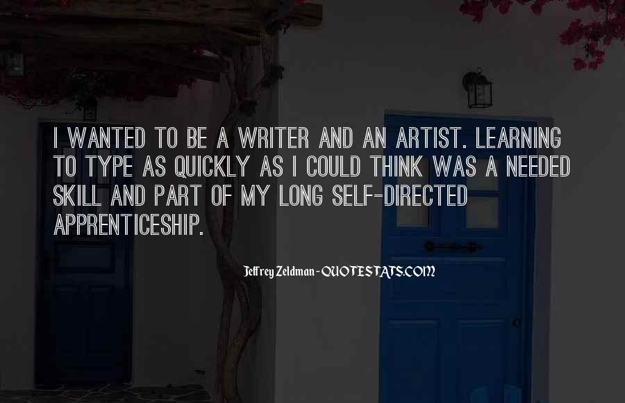 Quotes About Self Directed Learning #105738