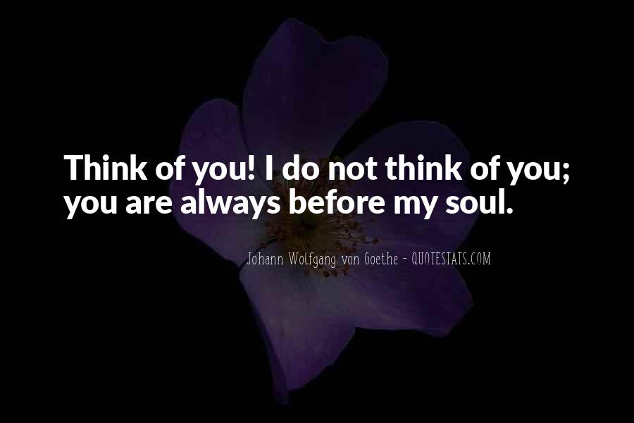 Quotes About Soulmate #108623