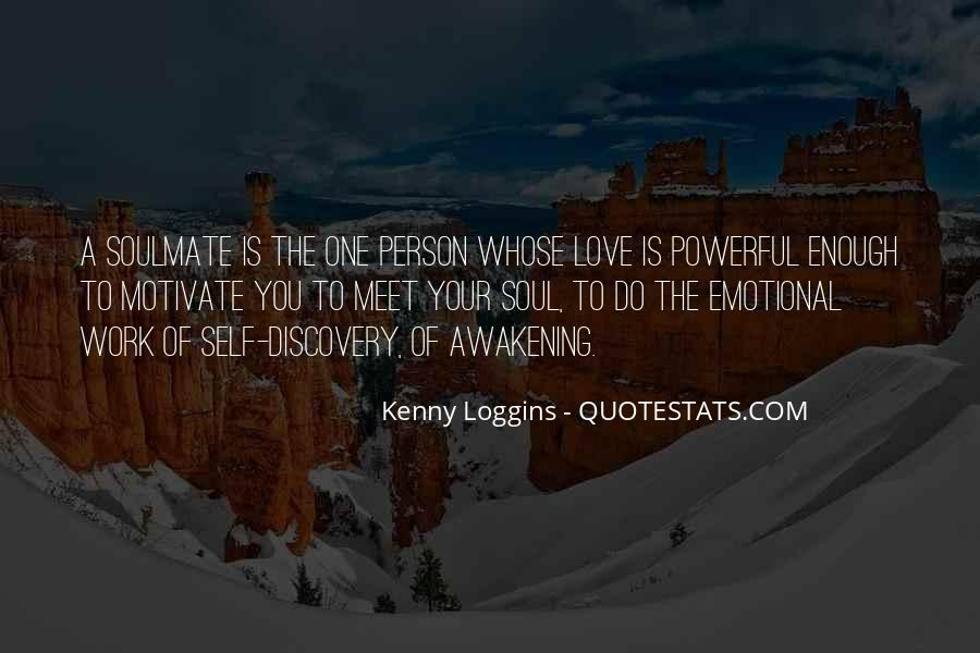 Quotes About Soulmate #318073