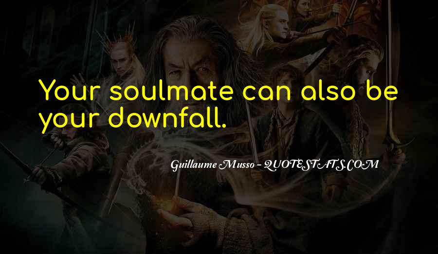 Quotes About Soulmate #420320