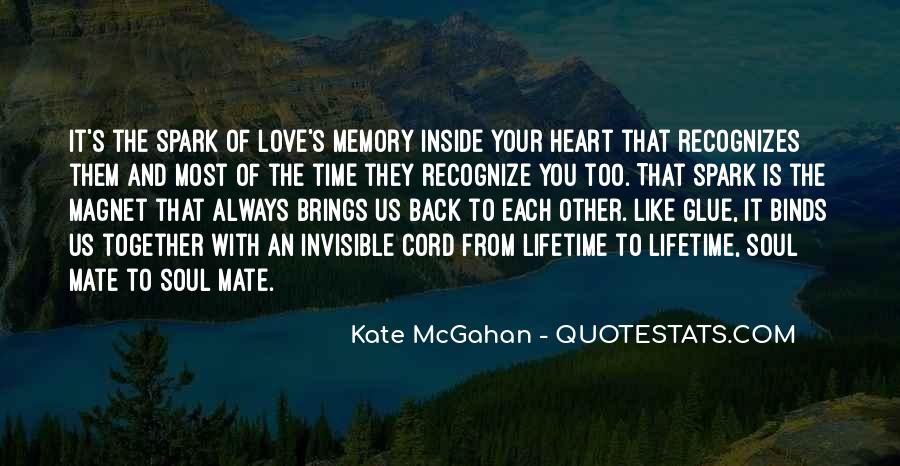 Quotes About Soulmate #445523