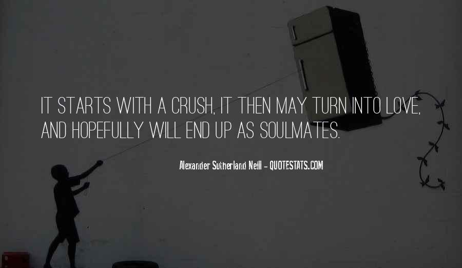 Quotes About Soulmate #477001