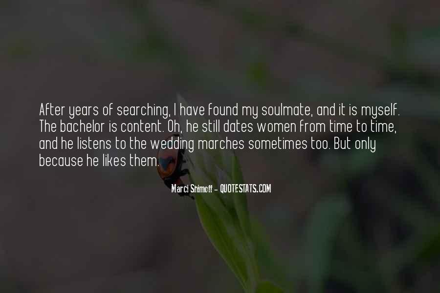 Quotes About Soulmate #605115