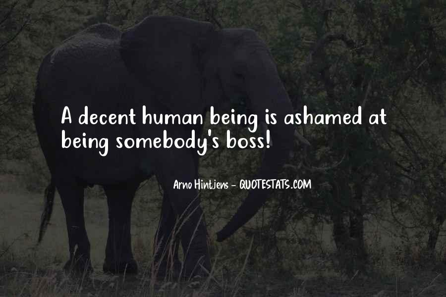 Quotes About Being My Own Boss #131692