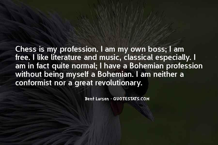 Quotes About Being My Own Boss #1590000