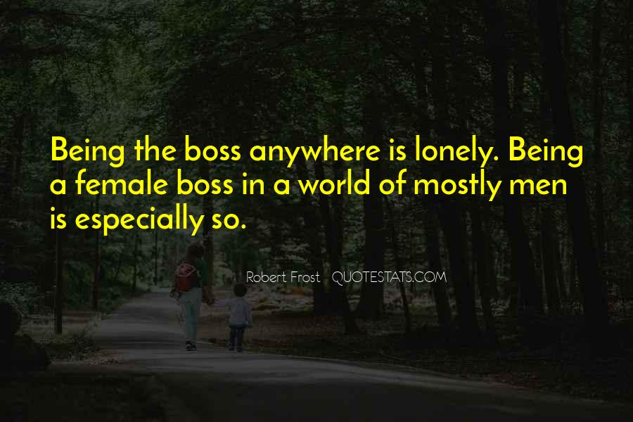 Quotes About Being My Own Boss #646869