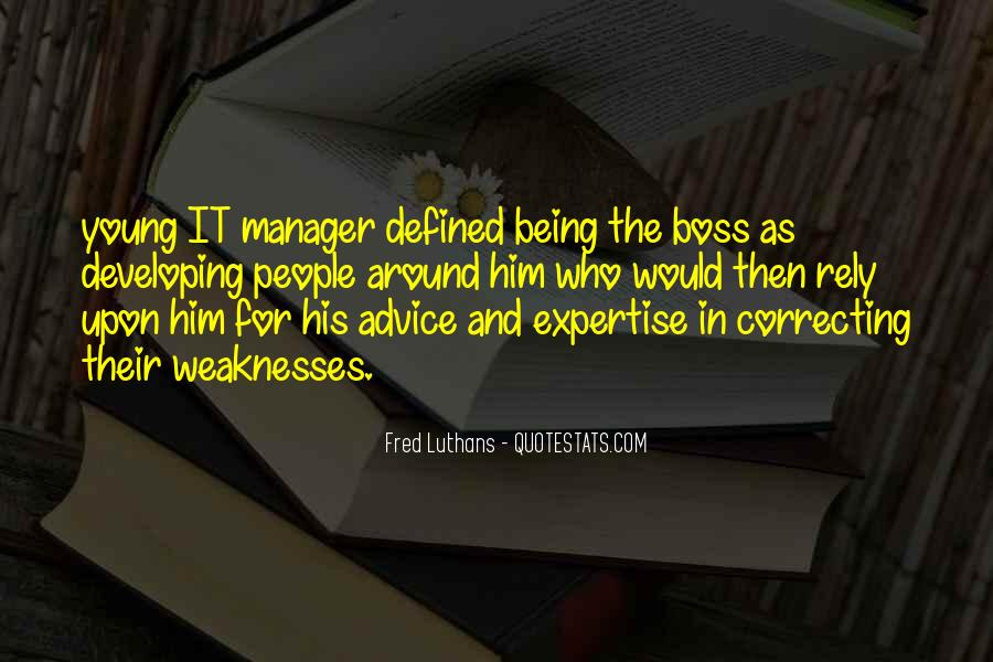 Quotes About Being My Own Boss #708529
