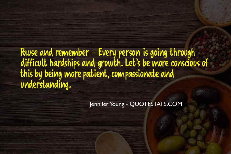 Quotes About Loss Of A Young Person #497701